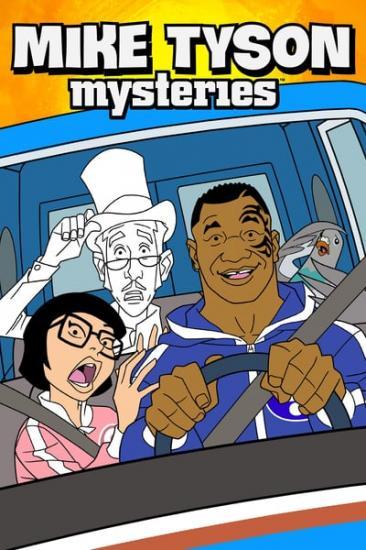 Mike Tyson Mysteries S04E16 WEB-DL x264-ION10