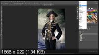 Арт портрет. Особенности и принципы обработки (2020) HDRip