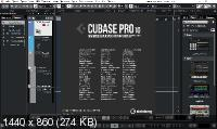 Steinberg Cubase Pro 10.0.50 Build 68 + Content