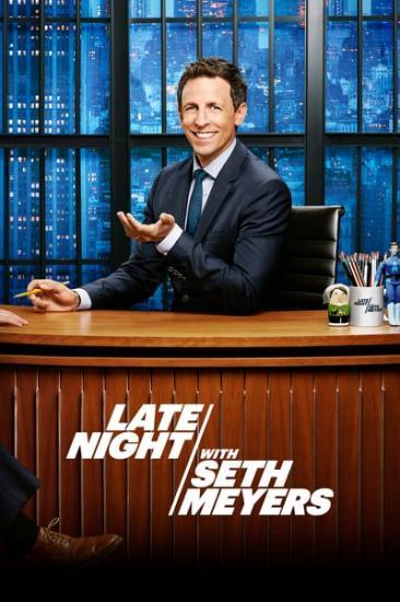 Seth Meyers 2020 02 12 Edie Falco WEB x264-XLF