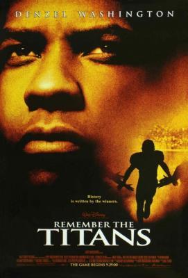 Вспоминая Титанов / Remember the Titans (2000) WEB-DL 2160p | HDR
