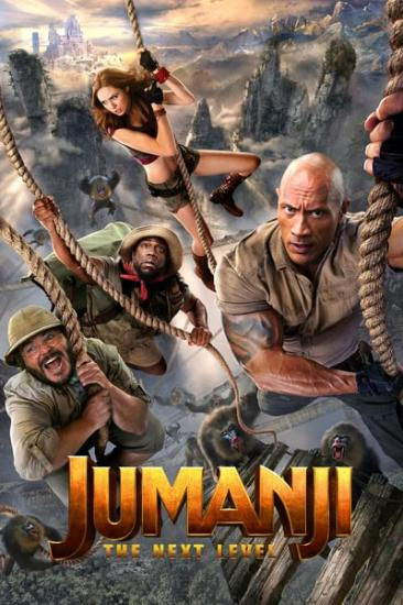 Jumanji The Next Level 2019 720p KORSUB HDRip XviD MP3-STUTTERSHIT