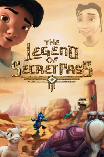 The Legend of Secret Pass 2019 WEB-DL x264-FGT