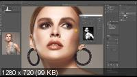 Базовый видео-курс по ретуши - Марина Востокова (2019) HDRip