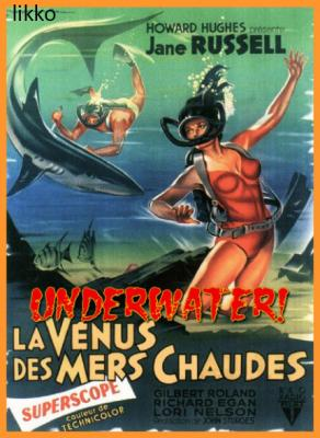 Под водой! / Underwater! (1955) BDRip 1080p