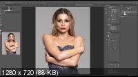 Базовый видео-курс по ретуши - Марина Востокова (2019)