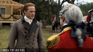Чужестранка / Outlander [Сезон: 5] (2020) WEBRip 720p от Kerob