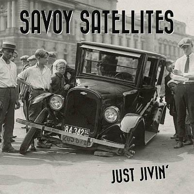 Savoy Satellites - Just Jivin' (2020) [WEB Release]