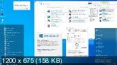 Windows 10 Professional v.1909.18363.657 by Kristian (RUS/2020)