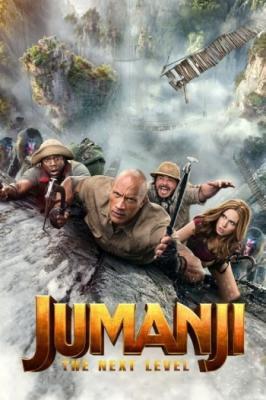 Джуманджи: Новый уровень / Jumanji: The Next Level (2019) WEBRip 1080p