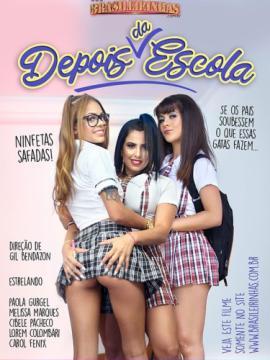 Depois da Escola / После школы (Brasileirinhas) (2020) 1080p