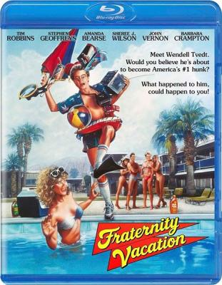 Студенческие каникулы / Fraternity Vacation (1985) BDRemux 1080р