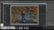Художественная обработка фото + Цветокоррекция и Тонирование (2019) Видеокурс