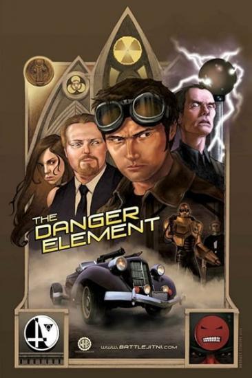 The Danger Element 2017 1080p WEBRip x264-RARBG
