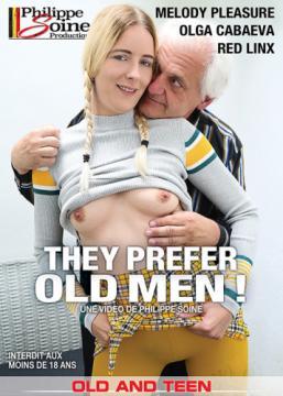 They Prefer Old Men ! / Ellis Préfèrent Les Vieux ! (Philippe Soine, Philippe Soine Productions) (2017) 720p
