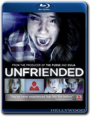 Убрать из друзей / Unfriended (2014) BDRip 720p | Лицензия