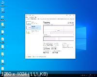 Windows 10 Pro Lite 1909 build 18363.657 by Zosma (x64/RUS)