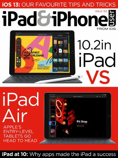 iPad and iPhone User [True PDF] - Issue 153 2020
