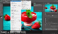 Adobe Photoshop 2020 21.1.0.106 RePack by KpoJIuK