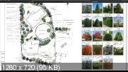 Ландшафтное проектирование в ArchiCAD 22 (2020)