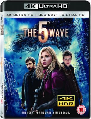 5-я волна (Пятая волна) / The 5th Wave (2016) BDRemux 2160p | HDR