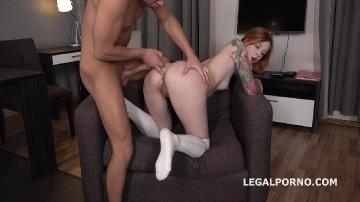 Rough anal casting with Alice Fox Balls Deep Anal, Domination, Manhandle, Gapes, Cum in Mouth GL126 (2020) HD 720p