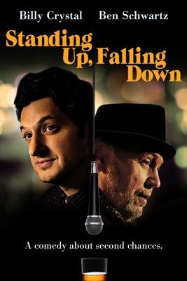 Стендапер по жизни / Standing Up, Falling Down (2019) WEBRip 720p | LakeFilms