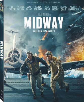 Мидуэй / Midway (2019) BDRip 720p | iTunes