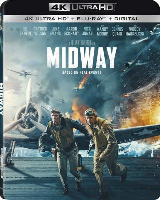 Мидуэй / Midway (2019) BDRemux 2160p | HDR | iTunes