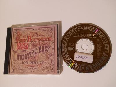The Four Horsemen Nobody Said It Was Easy CD FLAC 1991 FLACME