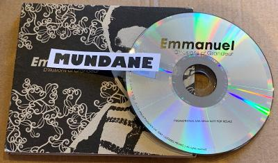 Emmanuel Dillusions Of Grandeur (LLCD003) PROMO CD FLAC 2006 MUNDANE