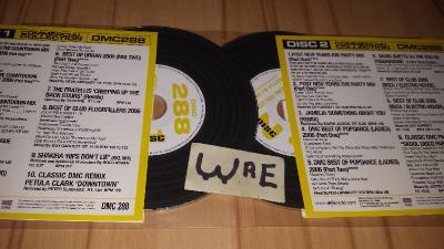 VA DMC Commercial Collection 288 (DMC288) 2CD FLAC 2007 WRE