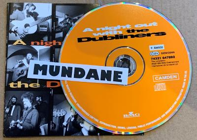 The Dubliners A Night Out With The Dubliners (74321647892) CD FLAC 1999 MUNDANE