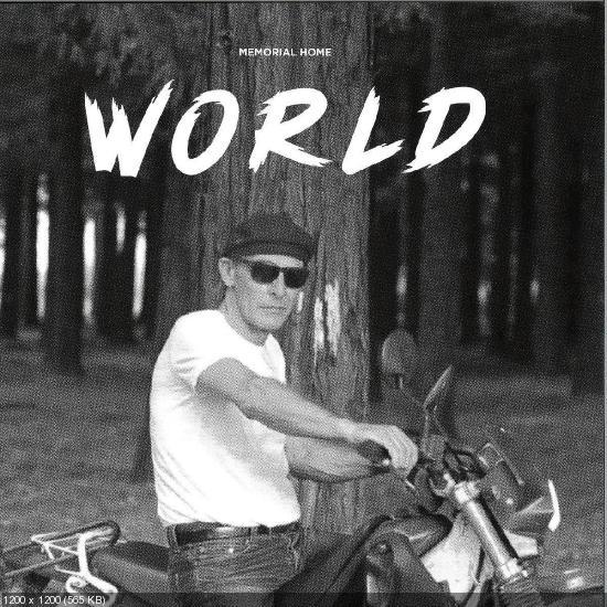 Memorial Home - World (2019) MP3 скачать торрентом