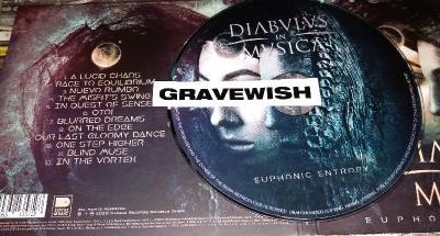 Diabulus in Musica Euphonic Entropy CD FLAC 2020 GRAVEWISH
