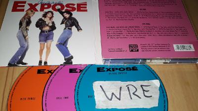 Expose What You Dont Know (CRPOPT187) DELUXE EDITION 3CD FLAC 2017 WRE