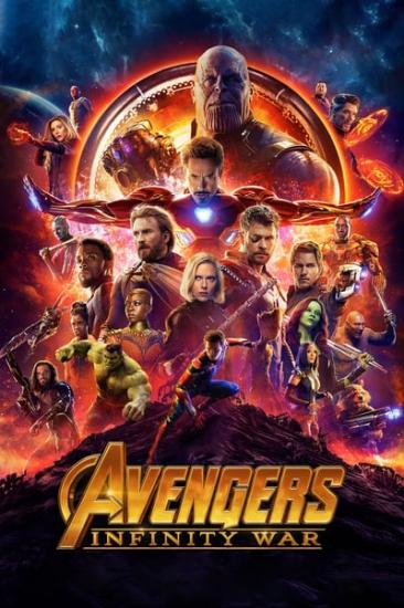 Avengers Infinity War 2018 WEB-DL x264-FGT