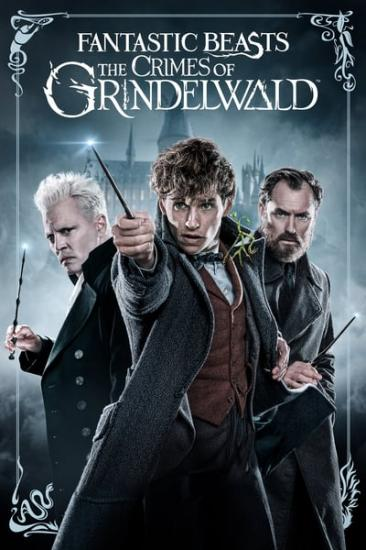 Fantastic Beasts The Crimes of Grindelwald 2018 WEB-DL x264-FGT