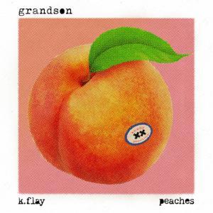 grandson, K.Flay - Peaches (Single) (2020)