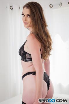 Aria Khaide (Brunette Beauty Aria Khaide Goes Mainstream Porn)  (2020) 720p
