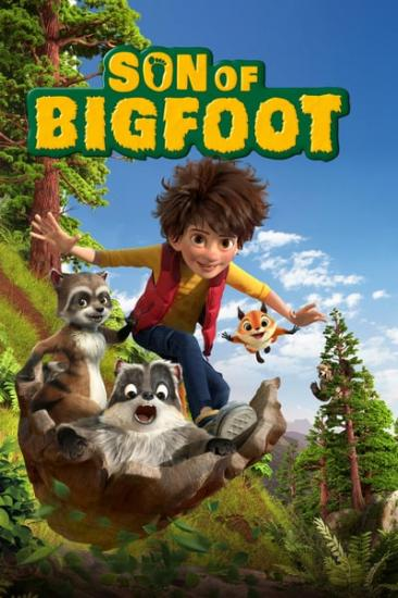 The Son of Bigfoot 2017 WEB-DL x264-FGT