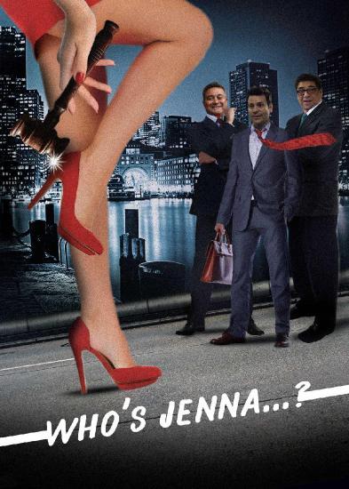 Whos Jenna 2018 720p WEBRip 800MB x264-GalaxyRG