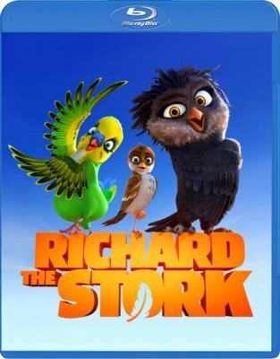Трио в перьях / Richard the Stork (2017) BDRemux 1080p | iTunes