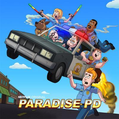 Полиция Парадайз / Paradise PD [Сезон: 2] (2020) WEBRip 720p | HDrezka Studio