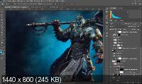 Пробуждение. Мастер-класс по продвинутому коллажированию в Photoshop (2020) PCRec