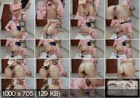 MissAnja  - Cute Pink Pajamas Poo And Farts (FullHD)