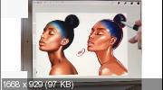 Экспресс-скетчинг на iPad (2020)