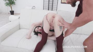 Mr. Squirt with Anna de Ville, Balls Deep Anal, DAP, Gapes, Manhandle, Natural Squirt Drink and Swallow GIO1422 (2020) HD 720p