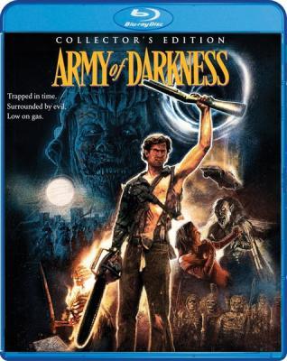 Зловещие мертвецы 3: Армия тьмы / Army of Darkness (1992) BDRemux 1080p | Theatrical Cut