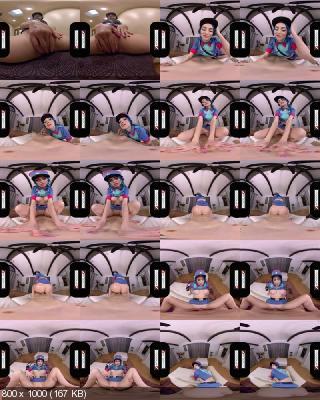 VRCosplayX: Jewelz Blu (Pokemon: Officer Jenny A XXX Parody / 13.03.2020) [Oculus Rift, Vive   SideBySide] [2700p]